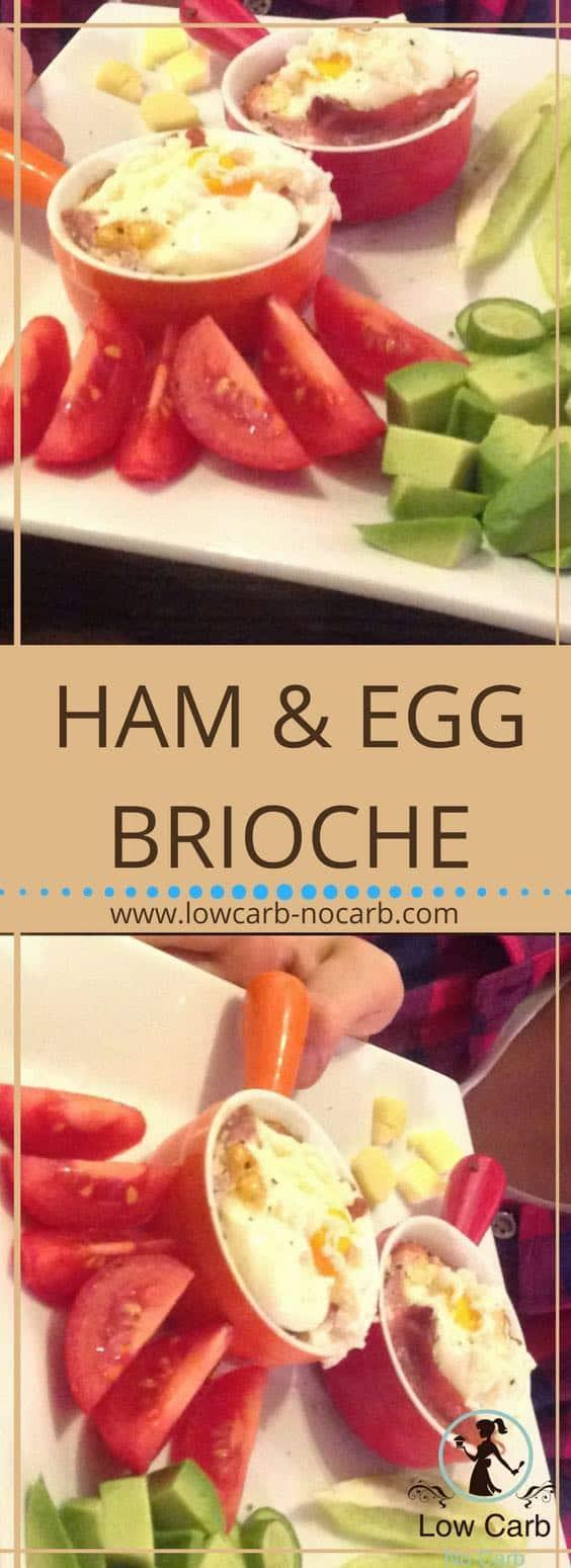 Ham&Egg Brioche