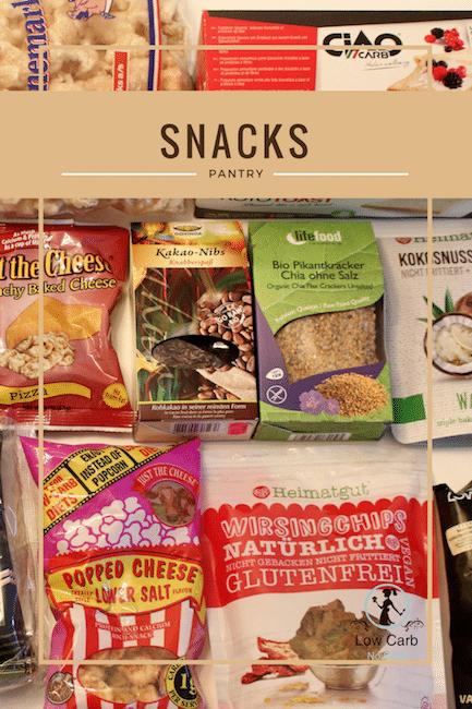 snacks Občerstvenie