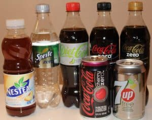 kitchen pantry soft drinks