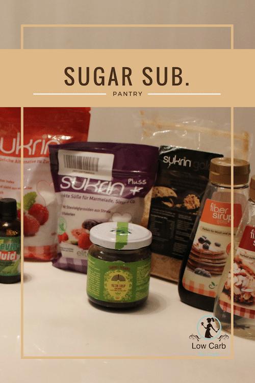 sugar sub.