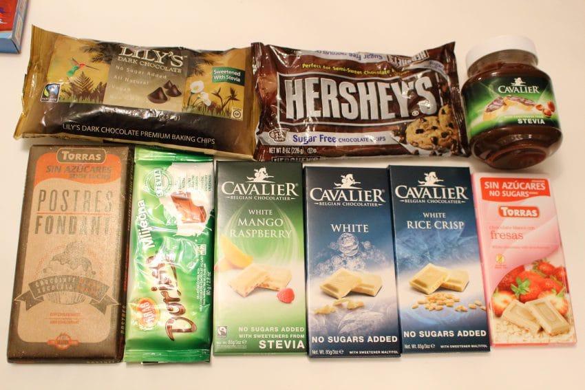 Low Carb Keto chocolates