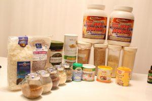 kitchen pantry - flour