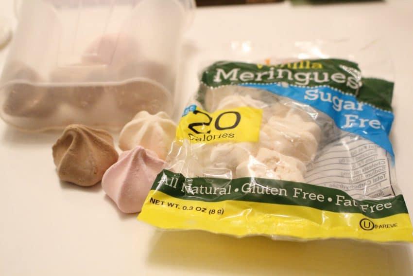 Ingredient Meringue