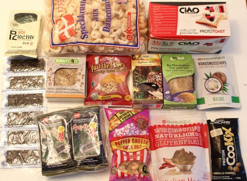 Občerstvenie snacks
