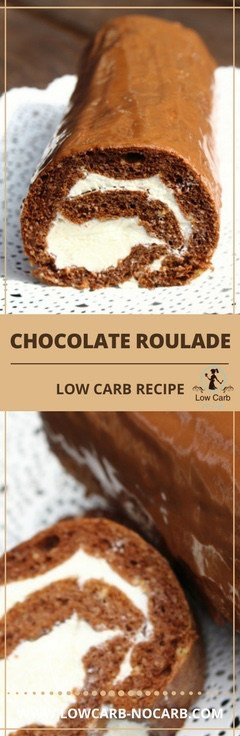 Chocolade roulade