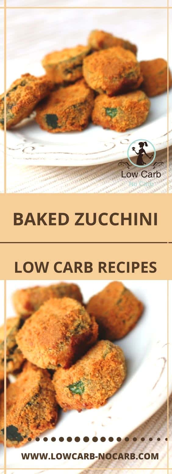 Baked Low Carb Zucchini #lowcarb #keto #baked #zucchini #paleo #healthyfood #foodrecipe #bakedzucchini #lowcarbzucchini