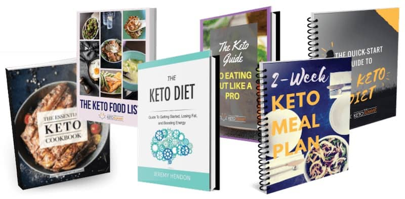 keto Low Carb Cookbook