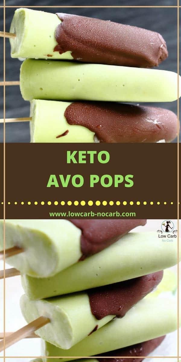 Keto Avocado Schlecker #keto #avocado #schlecker #eis #lowcarb #ketokids #ketokinder #diabetes #ohnekohlenhydrate