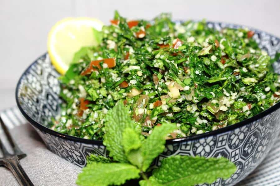 Low Carb Taboulé Salat