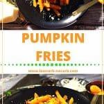 Pumpkin fries #pumpkinfries #lowcarb #keto #paleo #ketogenicdietrecipe #pumpkinrecipes #glutenfree #fallrecipes
