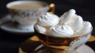 Sugar-Free Meringue Cookies Recipe