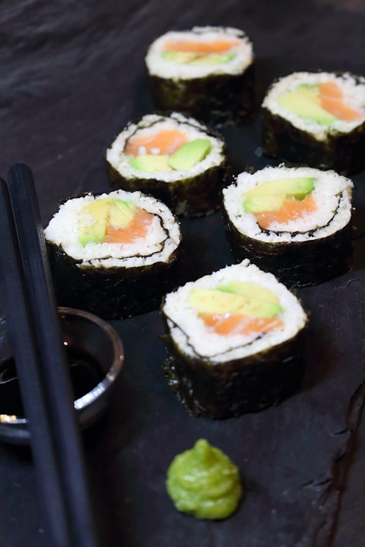 Keto Sushi Rolls Recipe