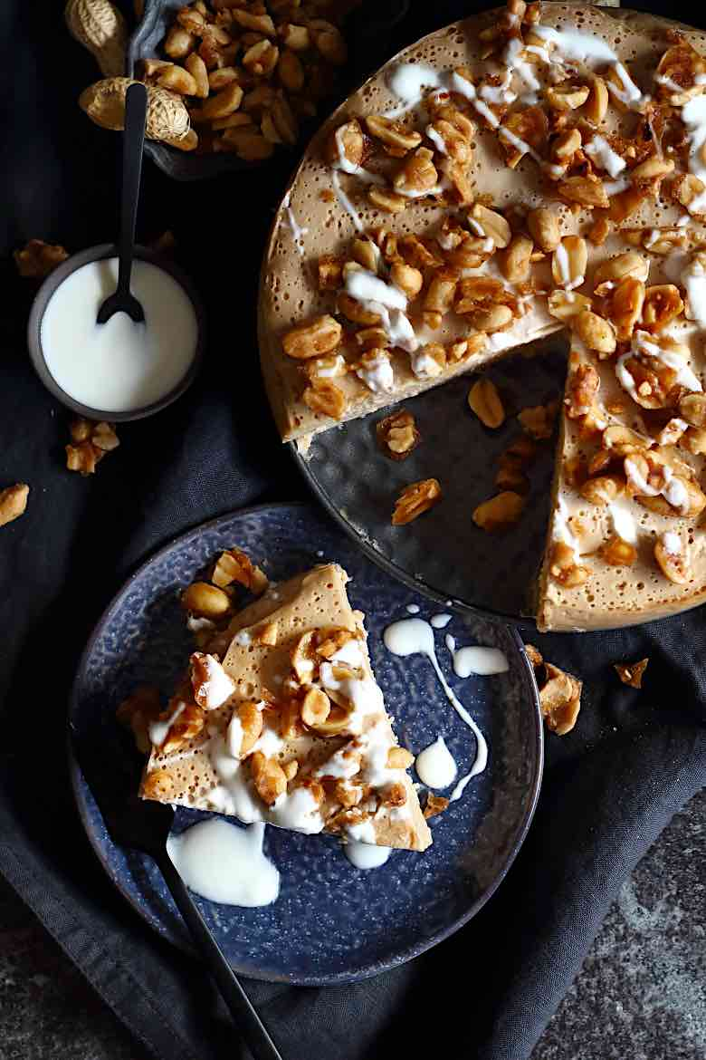 Easy Keto Peanut Butter Cheesecake Instant Pot