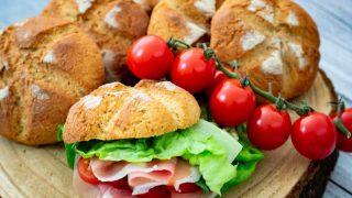 Keto Fiber Bread Rolls Recipe