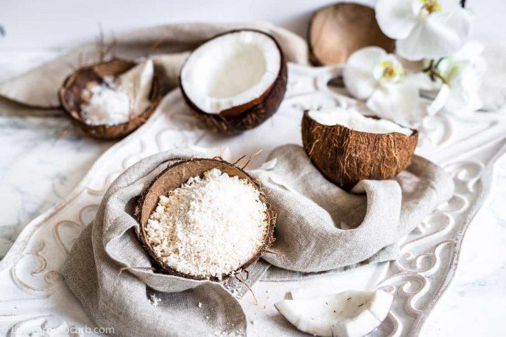 Homemade Coconut Shreds