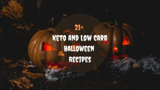 Low Carb and Keto Halloween​ Recipes