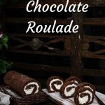 Keto Cocoa Swiss Roll Cake