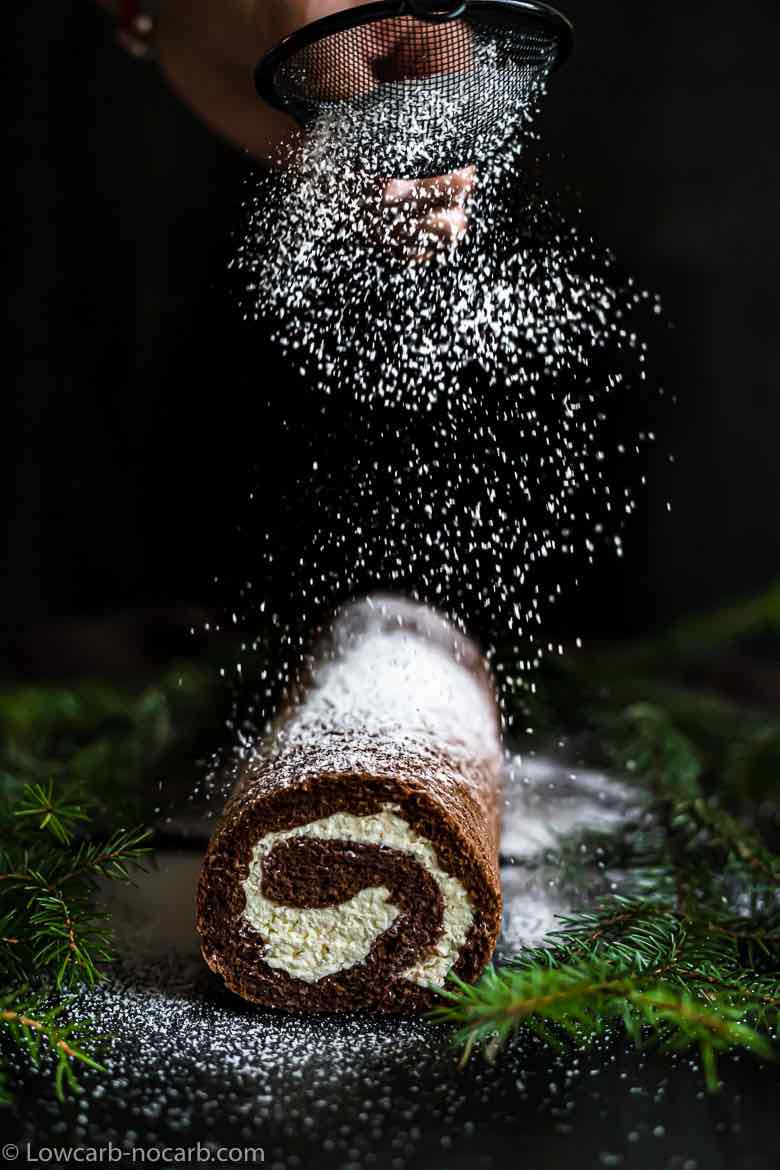 Low Carb Swiss Roll Recipe