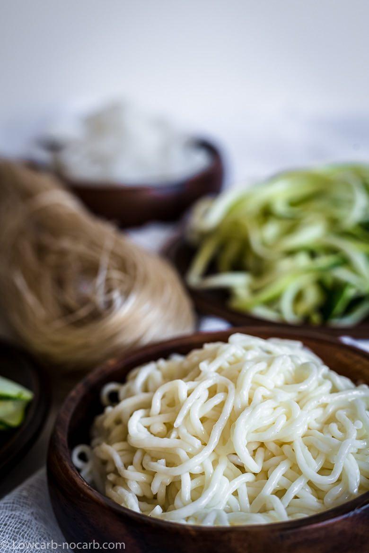 Sirataki Noodles