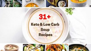 Top Keto and Low Carb Soup Recipes