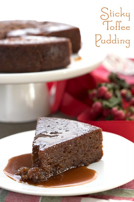 Sticky Toffee Pudding - Low Carb Recipe
