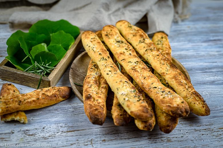 Keto Fathead bread Sticks
