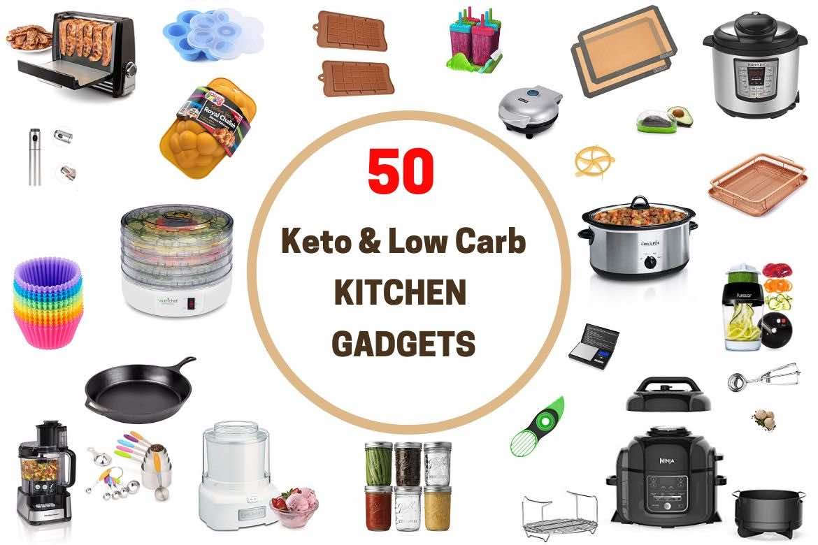 Practical keto appliances
