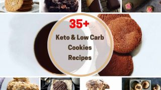 Top Keto and Low Carb Cookie Recipes