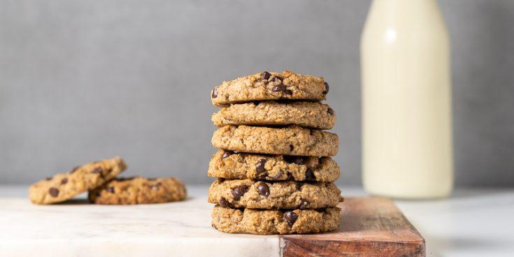Sugar-Free Chocolate Chip Cookies (Low-Carb)