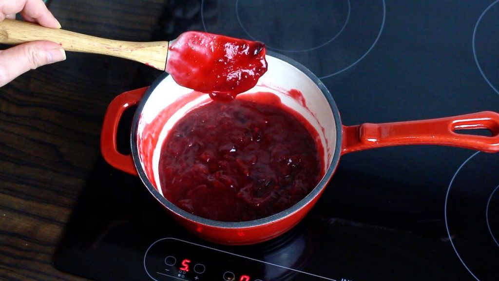 Sugar-Free Jellied Cranberry Sauce finished