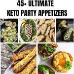 Keto Appetizers Party ideas
