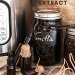 Instant Pot Homemade Vanilla Extract recipe