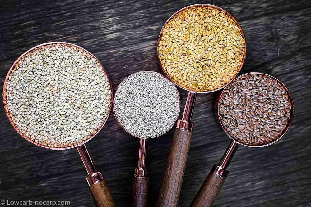 Any Seed Keto Crackers