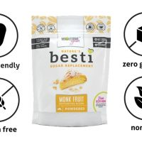 Besti Monk Fruit Sweetener With Erythritol - Powdered
