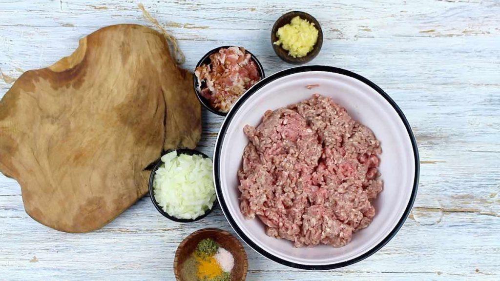 Ground Beef Keto Recipe