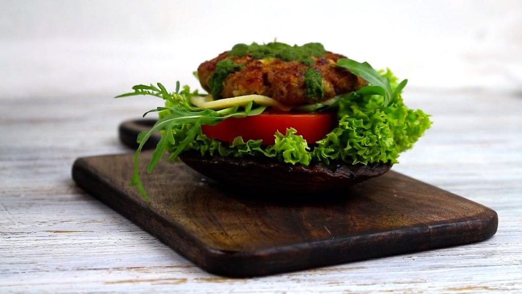 Portobello Mushrooms Recipe