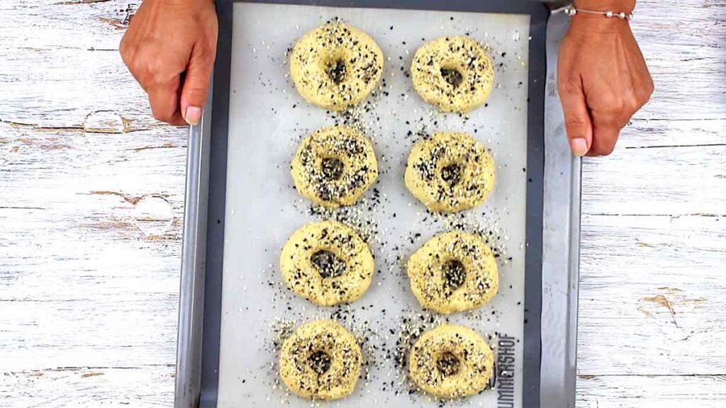 Fantastic Keto Bagels