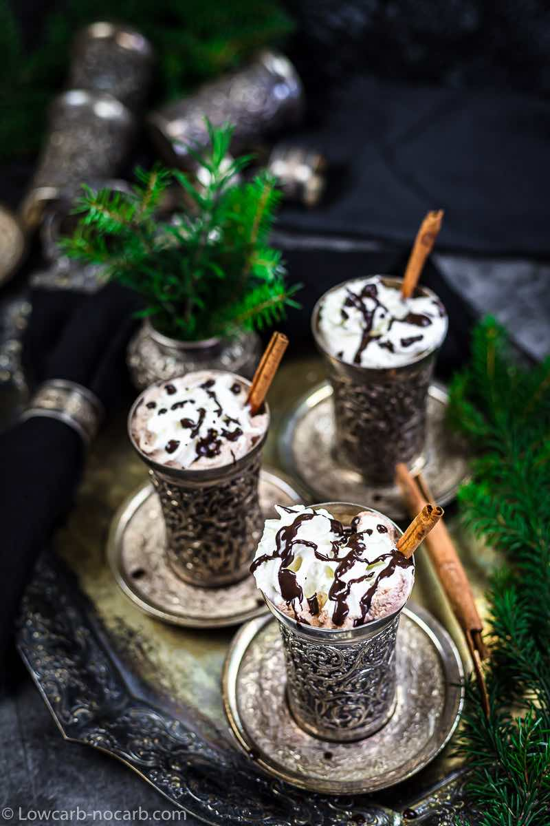 Sugar-Free Hot Chocolate Drink