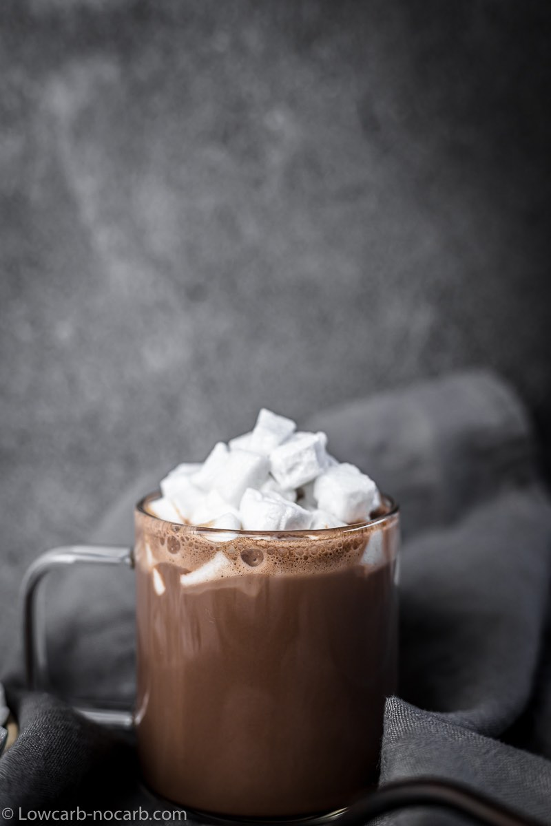 Easy Sugar-Free Hot Cocoa Mix