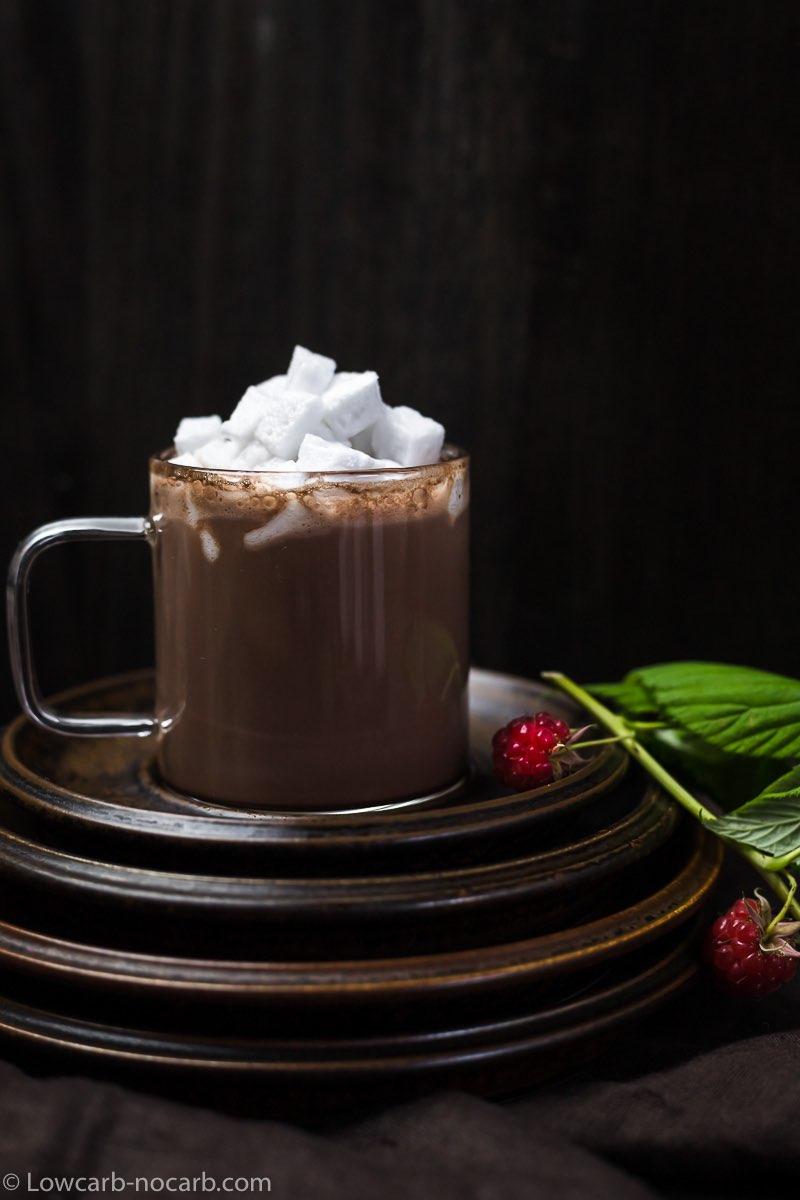 Low Carb Sugar-Free Hot Chocolate