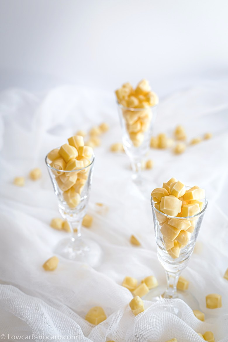 The Best Keto Popcorn Recipe as a party snack