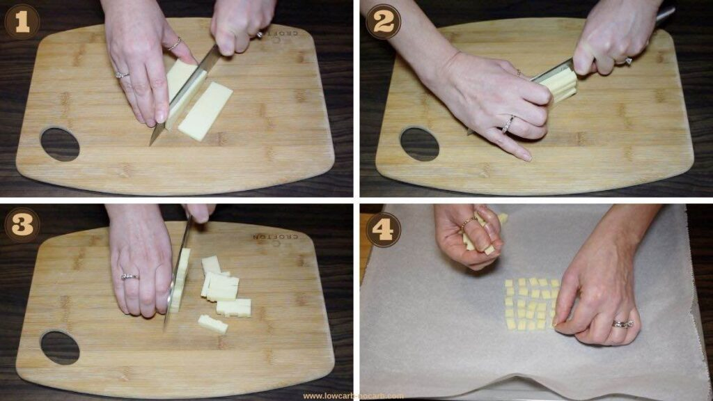 How To Make Cheese Pops step by step instructions