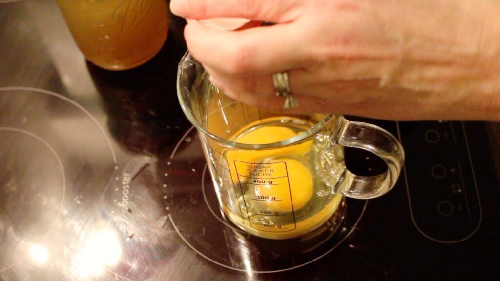 Homemade Keto Egg Drop Soup