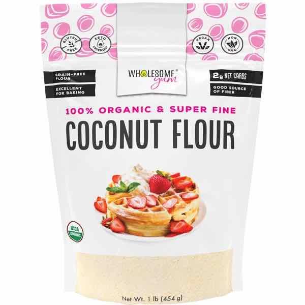 Wholesome Yum Organic Coconut Flour