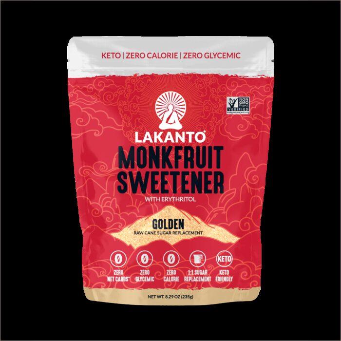 Golden Monkfruit 1:1 Sugar Substitute
