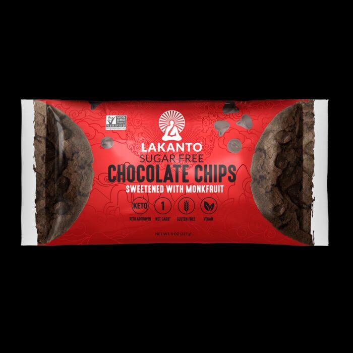 Semi Sweet Sugar-Free Chocolate Chips