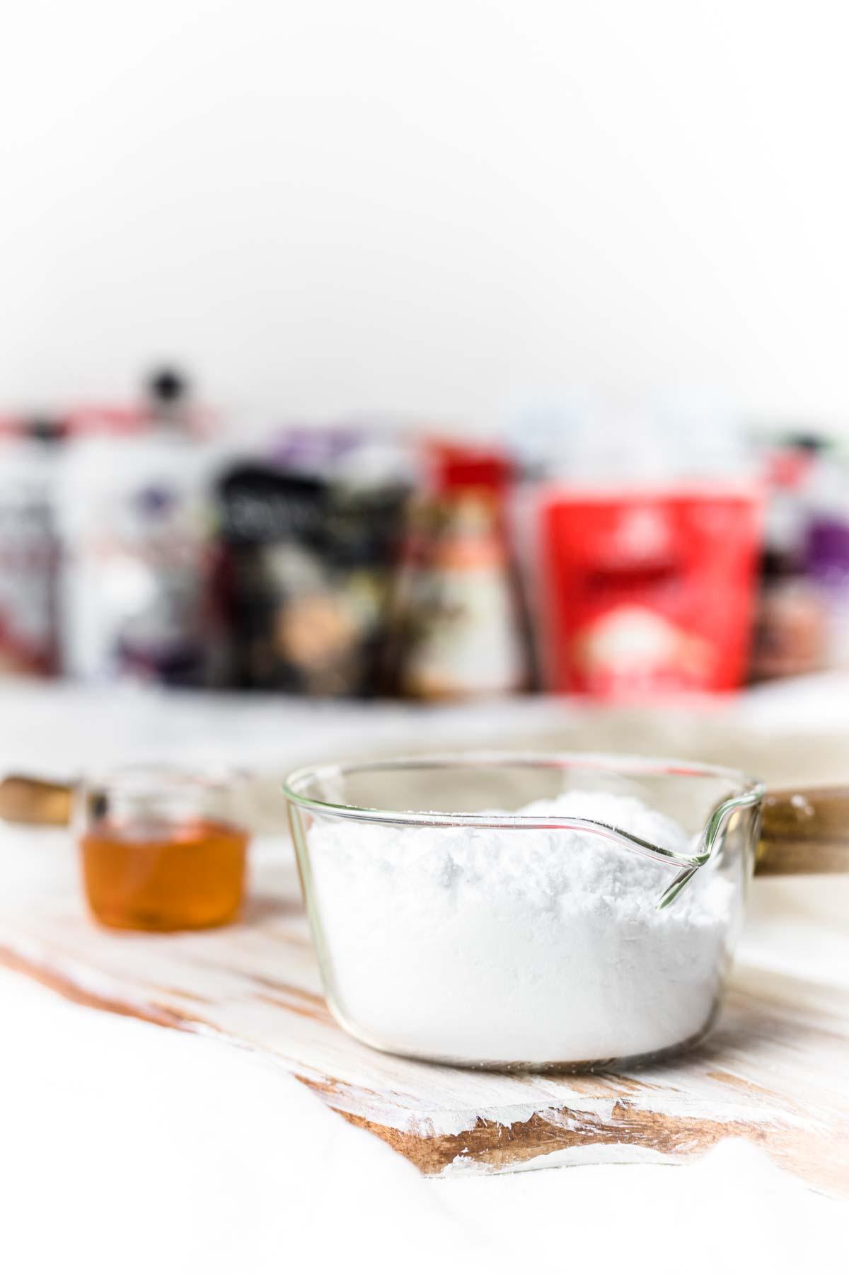 Sugar-Free Sugar coder and liquid