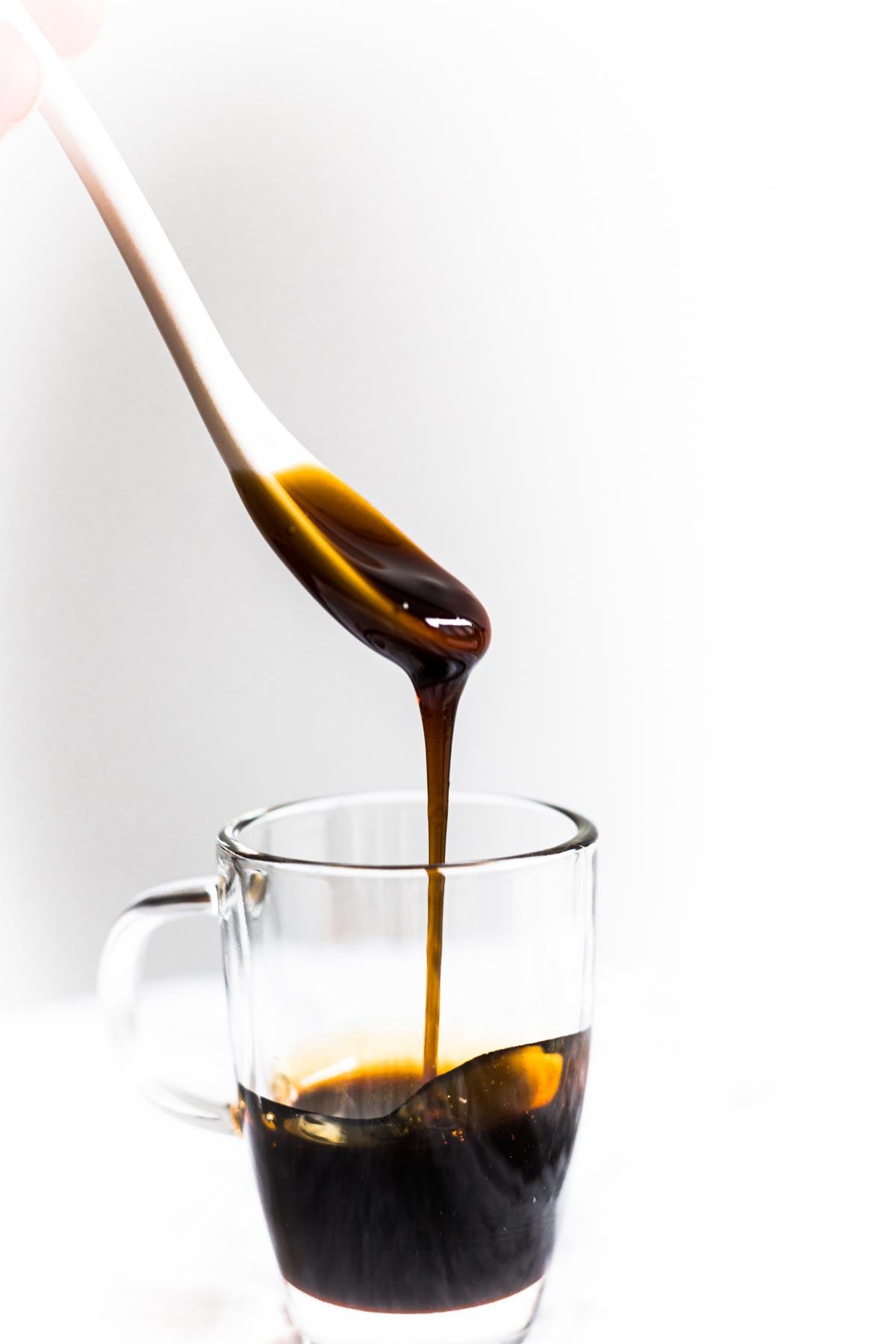 Sugar-Free Sugar liquid Yacon Syrup