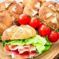 Low Carb Fiber Bread Rolla