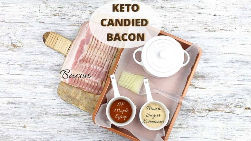 Keto Bacon Candy instructions needed